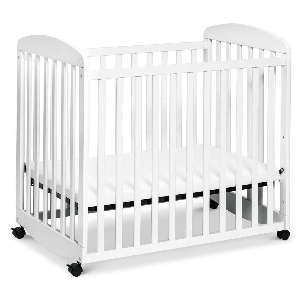 DaVinci Alpha Rocking Mini Crib from Walmart