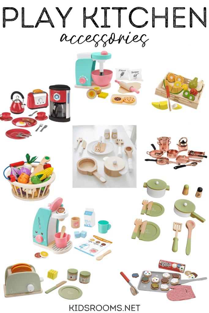 play kitchen accessories graphic