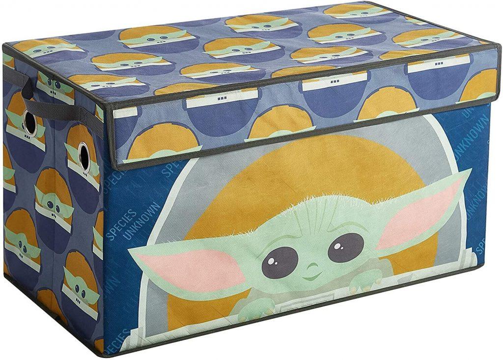 baby yoda storage box