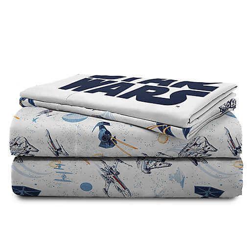 Star Wars themed sheets