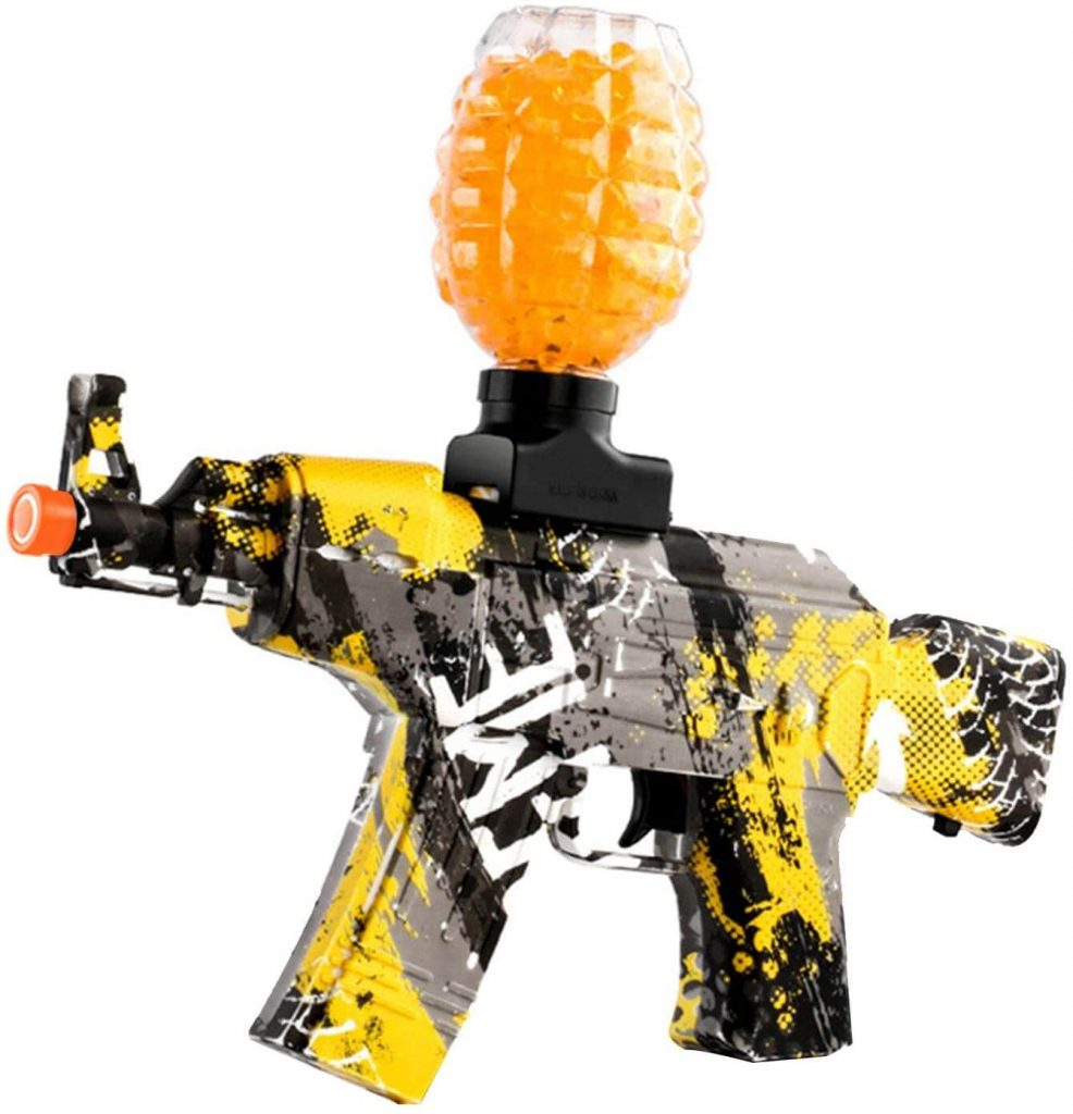 Anstoy Electric with Gel Ball Blaster Orbeez gun